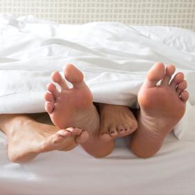 DNA test nevěry, určení pohlaví ze stop na spodním/ložním prádle + vyloučení/shoda vlastního vzorku