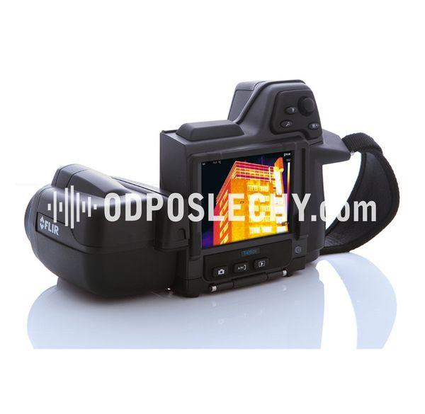 Profesionální termovizní kamera FLIR T440bx
