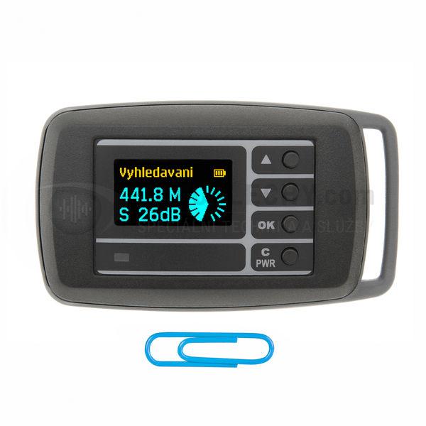 Inteligentní osobní detektor odposlechu iDetektor 2 CZ