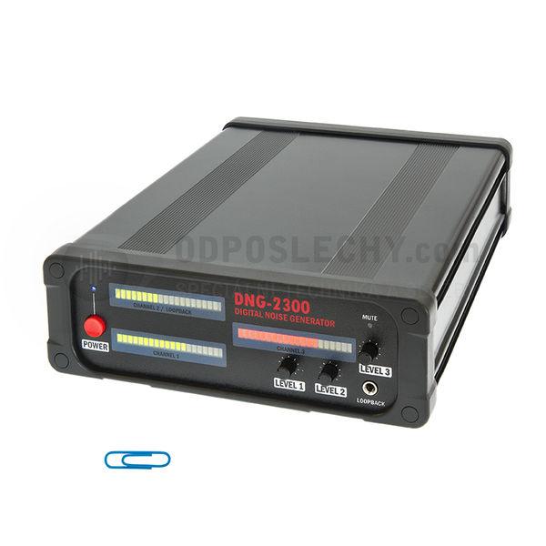 Inteligentní šumový generátor se třemi kanály a vysokou účinností DNG-2300