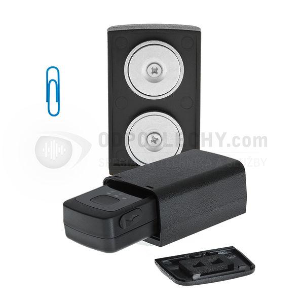 Miniaturní GPS lokátor s magnety FleetLock Mobile Magnet mini