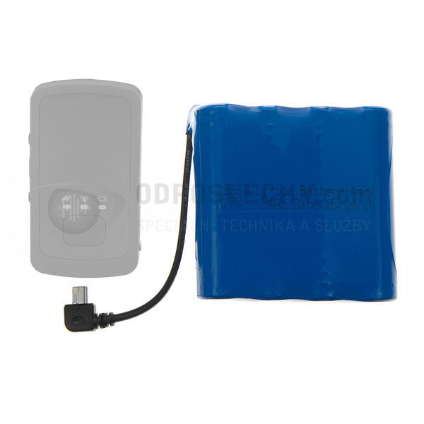 Přídavný akumulátor s velkou kapacitou pro GPS lokátor FleetLock Mobile
