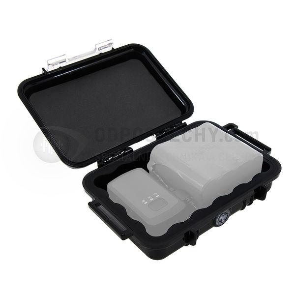 Vodotěsné pouzdro Extreme pro GPS lokátor FleetLock Mobile a přídavný akumulátor