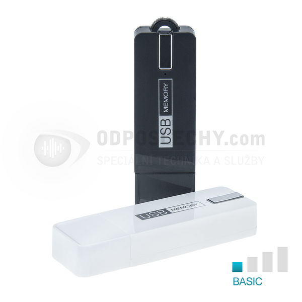 Odposlech ve flashdisku USB 300