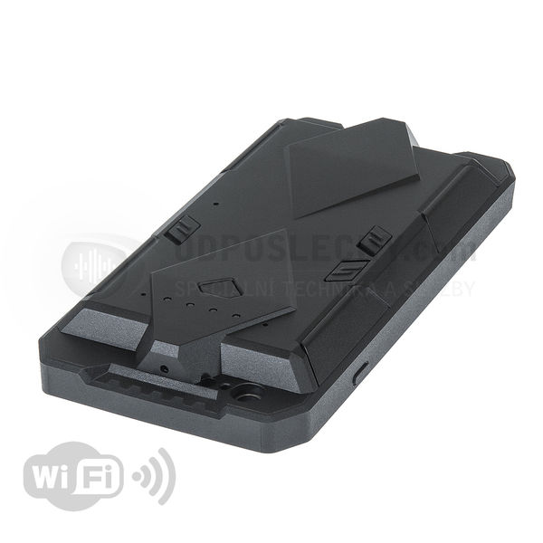 Pouzdro se skrytou WiFi kamerou mDVR-IP6W FHD pro iPhone 6 a 6s