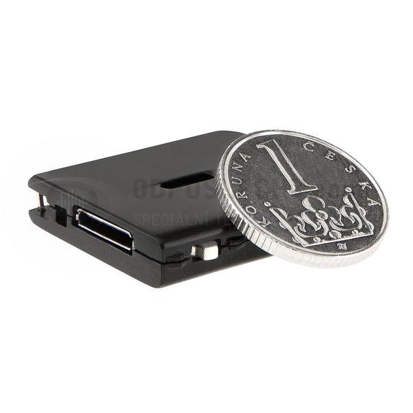 Mikro-diktafon EDIC B76 Black Edition CZ