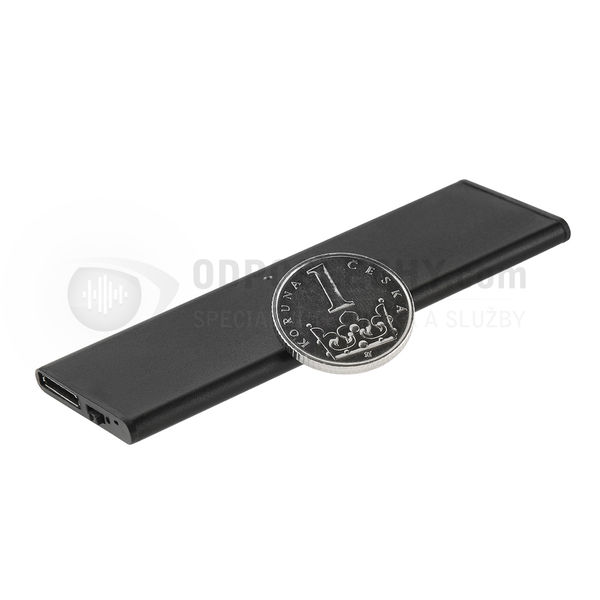 Mikro-diktafon EDIC A75 Black Edition CZ