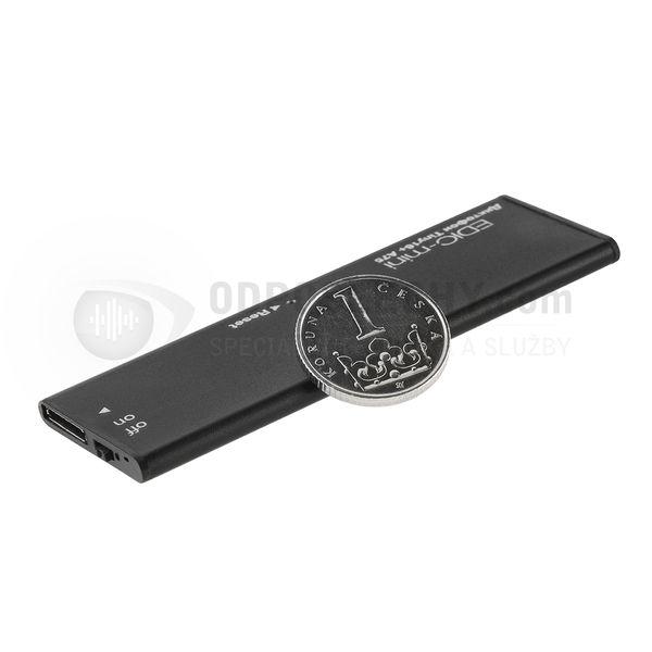 Mikro-diktafon EDIC A75 komerční verze EN
