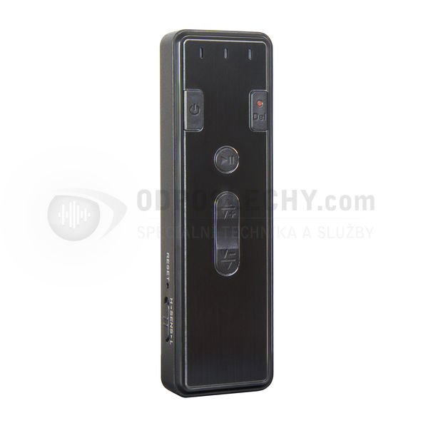 Mikrodiktafon A15 pro odposlech prostoru a záznam telefonních hovorů