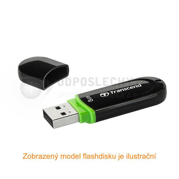 Mikro-diktafon pro odposlech Tango AR 22 Flash Disk