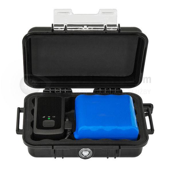 GPS lokátor s magnety FleetLock Mobile Magnet